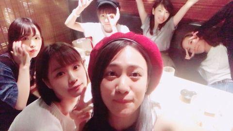 SKE48の大人メンバーが集まった夜会がこちら・・・