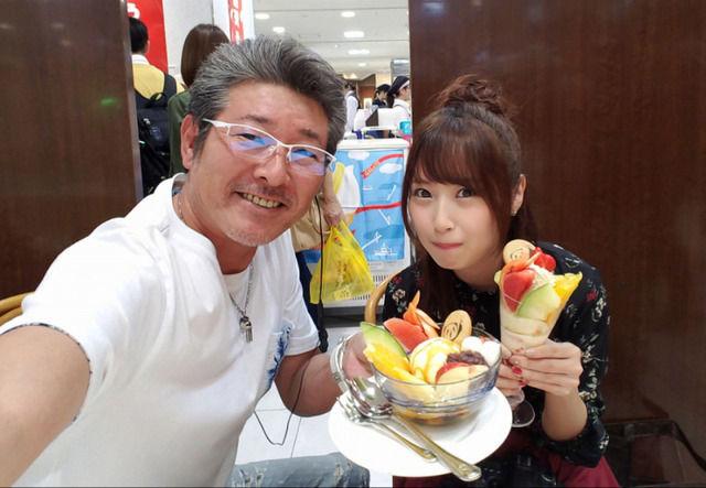 SKE48高柳明音と江籠裕奈が出演した「楽天うまいもの大会」アーカイブが公開中!