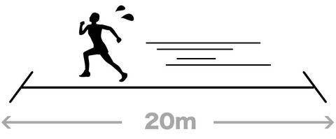 ワイスポーツテスト担当大臣、持久力テストを1500m走に統一