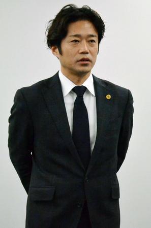 【横浜FM】古川社長  斎藤流出に神妙「学を応援したい」