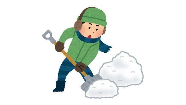 雪かきを終えた福井県民が一瞬で絶望に染まる画像が話題に