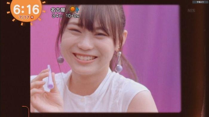 【HKT48】キスは待つしかないのでしょうか?めざましテレビでMVきたよー