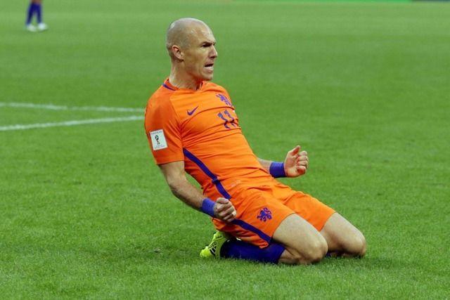 ◆オランダ代表◆ロッベン、代表引退