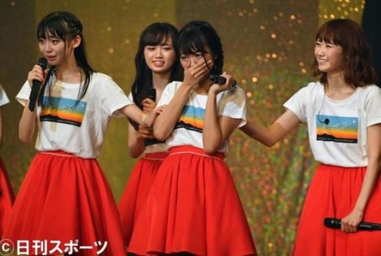NGT48北原里英、卒業コンサートは4月14日新潟・朱鷺メッセに決定!!!