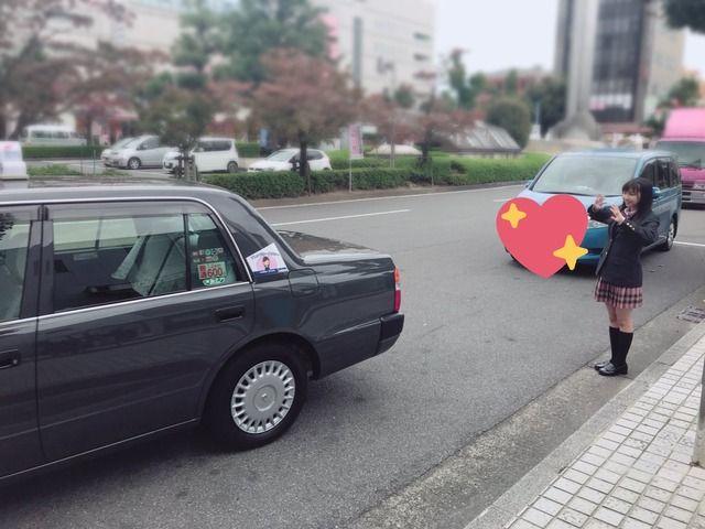 太田彩夏が大垣ケーブルテレビ「SKE48のタクシーグルメ」の収録!「初の1人ロケだったので緊張しました」