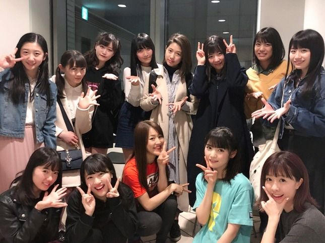 道重さゆみ宿命につばきファクトリーのみんなと稲場愛香ちゃんがキタ━━(゚∀゚)━━!!
