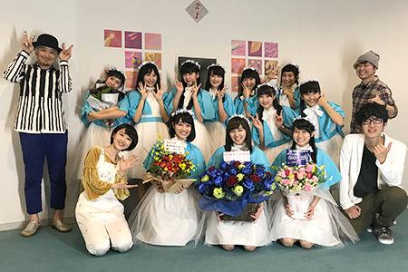 【フジNEXT】「ガチンコ3/3B seniorサロンコンサート」放送決定!!百田夏菜子も乱入!!(画像あり)
