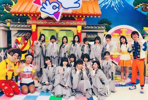 乃木坂メンバー、朝から子供番組ではっちゃけまくっててワロタwwwwww【おはスタ】