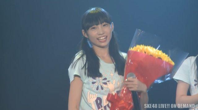 SKE48石黒友月生誕祭まとめ!「これからもキラキラスマイルで頑張っていくのでよろしくお願いします!」