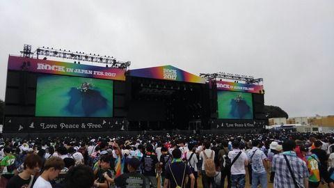 【欅坂46】ロッキン2017セトリが神過ぎたー!セトリ&感想まとめ【ROCK IN JAPAN FESTIVAL 2017】