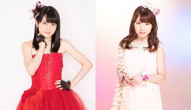 【モーニング娘。'17】森戸知沙希って石田亜佑美よりちっちゃいのな!