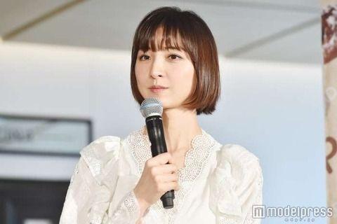 【画像】篠田麻里子、スタイルキープ&体力の付け方を語る