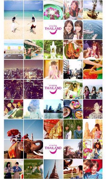 【乃木坂46】『amazing THAILAND』PR動画3本を公開!神動画すぎる!これはタイに行きたくなるなw