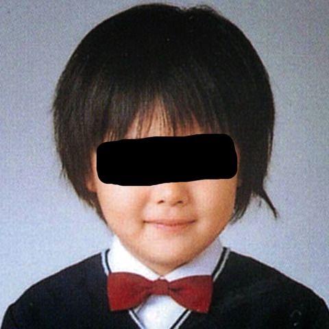 たぶん何かやらかしてしまった5歳児鎌田…