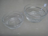 ガラスの小皿