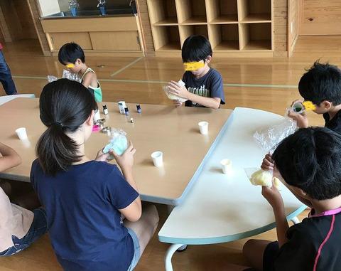 子どもの為の香育講座