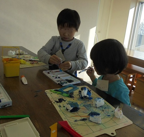 【2月募集】子どもの個性を磨くアートセラピー
