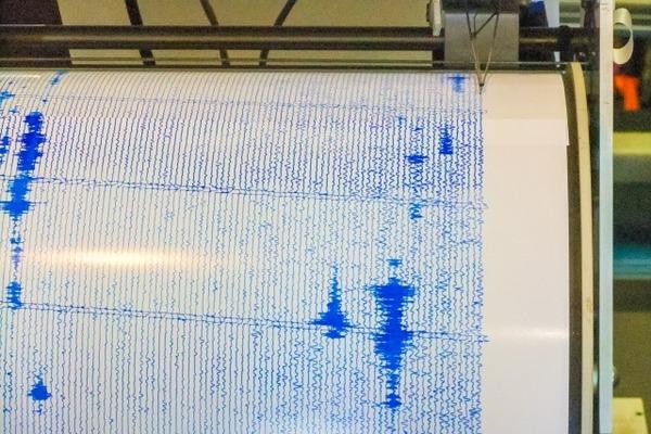 地震計測器