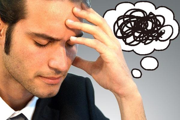 ストレス・悩み