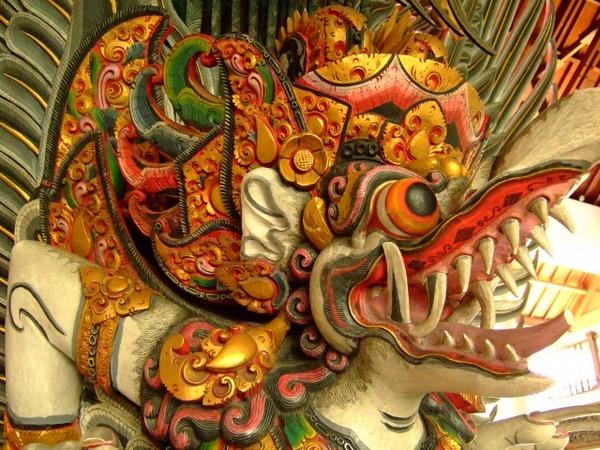 インドネシアのガルーダ