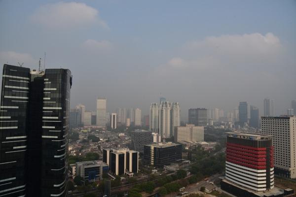 インドネシアの煙害