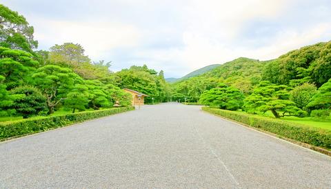 内宮 参道・神苑