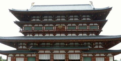 奈良薬師寺-2