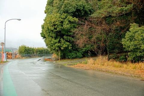 山末神社 入口1