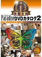 盗撮企画 No.1 Paradise DVDカタログ 2