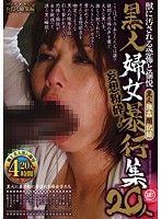 獣に汚される恐怖と愉悦 黒人婦女暴行集 20人