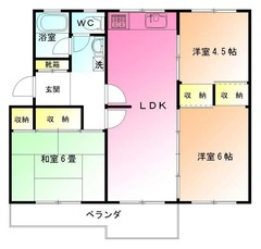 鶴川2丁目団地15-2-303