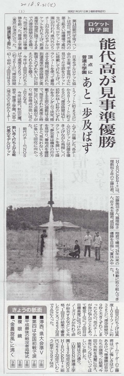 ロケット甲子園