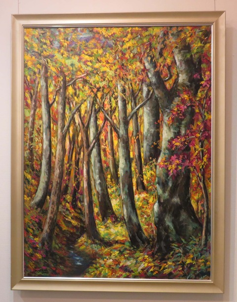 15_ブナ林の秋