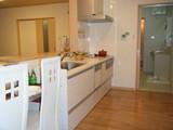 キッチン〜洗面室