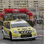 WRC モンテカルロ