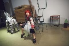 LiSA、「プロミス・シンデレラ」主題歌 「HADASHi NO STEP」フル配信決定! 新アーティスト写真公開!