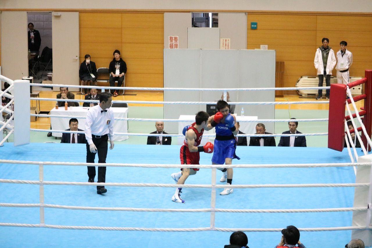 第68回全日本社会人・第15回全日本女子ボクシング選手権大会!! : NEW ...