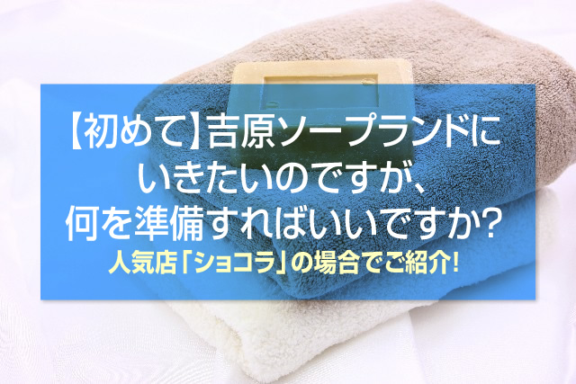 初めての吉原ソープランド 東京のソープ