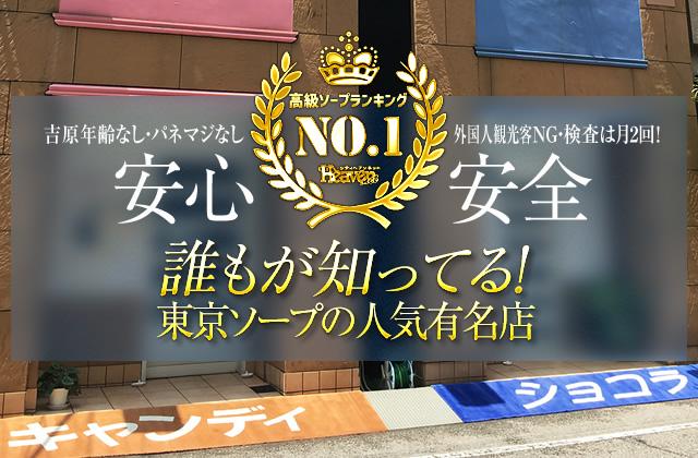 誰もが知ってる東京の人気ソープ店