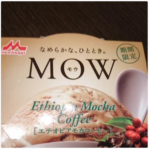 MOW(モウ)『エチオピアモカコーヒー味』
