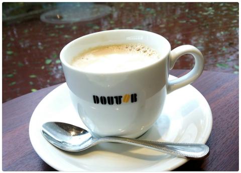 ドトール『ウインナーコーヒー』