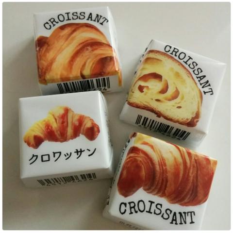 チロルチョコ『クロワッサン味』