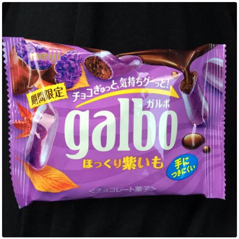 ガルボ『ほっくり紫いも』