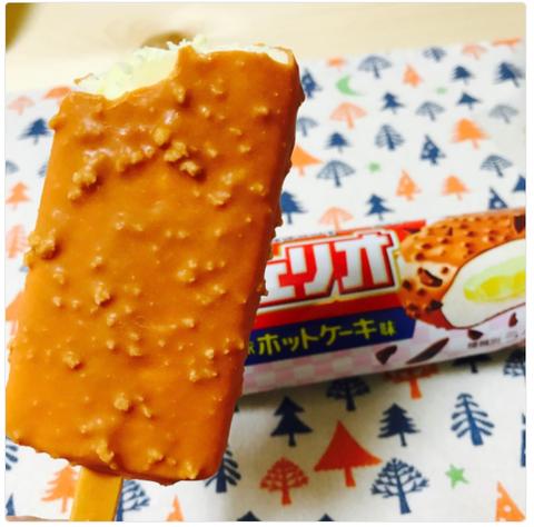 チェリオ『森永ホットケーキ味』