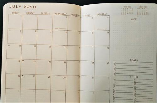 月間ページ2