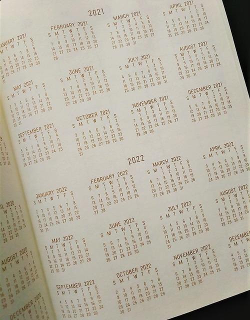 ミニカレンダー3