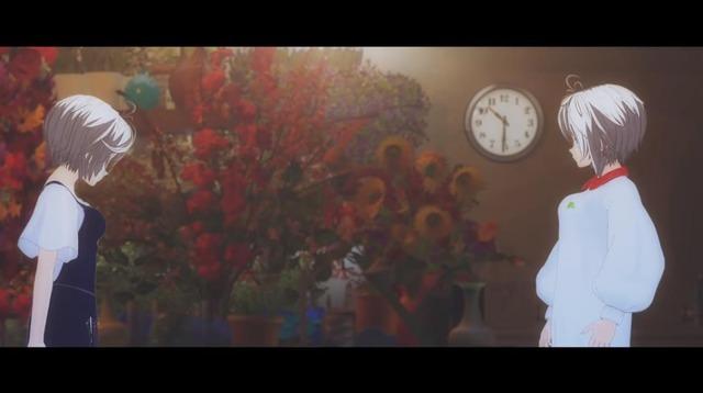 Shirotsumekusa VTuber Anime Film's Trailer Previews Dennō Shōjo Siro's Theme Song