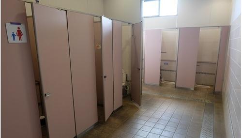 女子トイレ(道の駅)-2