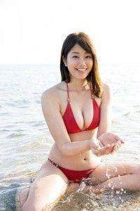 【超朗報】稲村亜美さん(Fカップ)、ついに「オッパイ」解禁wwwwwwwのサムネイル画像