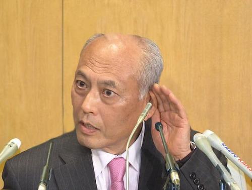【緊急速報】舛添さんが行方不明wwwwwwのサムネイル画像